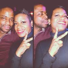 Photos] Fantasia & Rumored Boyfriend Actor Dule Hill Cup Cake On ...