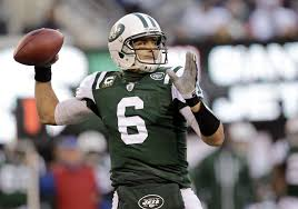 Mark Sanchez says he's not threatened ...