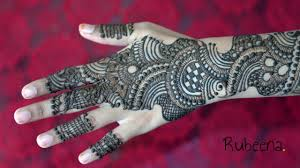mehndi design full hand