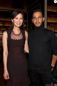 Wendi Deng, l'ex-femme de Rupert Murdoch et Lewis Hamilton à La ...