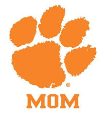 Amazon Com Clemson Tigers Clemson Mom Vinyl Decal Car Truck Clemson Sticker Everything Else