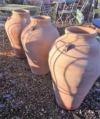 terracotta garden pots wells reclamation