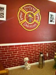 Firefighter Room Firefighter Room Fireman Room Boy Room