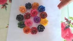 how to make very easy quilling flowers