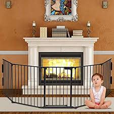 fence hearth guard for baby pet dog