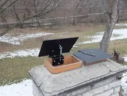 chimney cap damper installation service