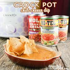 crock pot chili cheese dip recipes