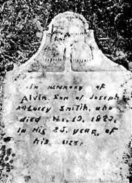Alvin Smith (1798-1823) | Familypedia | Fandom