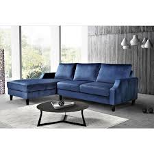 3 seater left facing sectional sofa