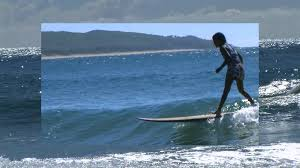 surfing agnes waters adela - YouTube