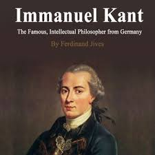 Immanuel Kant: The Famous, Intellectual Philosopher from Germany - Hörbuch  - Ferdinand Jives - Storytel