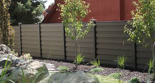 Cellular Pvc Composite Fence Installations Seegars Fence Company