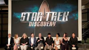 Star Trek: Discovery' showrunners on boldly going somewhere new with the  fabled space franchise - Los Angeles Times