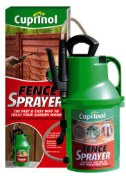 Cuprinol Garden Fence Sprayer Sprayable Paint Cuprinol