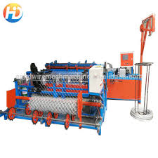 Second Hand Chain Link Fence Making Machine For Pakistan View Chain Link Fence Making Machine Haodi Product Details From Anping Haodi Metal Wire Mesh Products Co Ltd On Alibaba Com