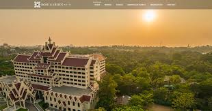 rooms rose garden hotel yangon myanmar
