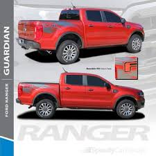 Ford Ranger Stripe Kits By Style Ranger Decals Ranger Graphics Scd