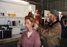 make up artist greg nelson