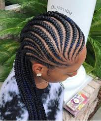 Pin by Ada Carter on Hair ideas | Cornrow hairstyles, Short natural hair  styles, African braids hairstyles