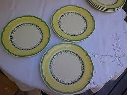 vienne salad dessert plates