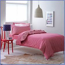 red and white gingham bedding home