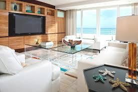 ocean themed living room decorating