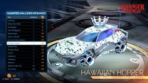 You Can Have An Almost Fully White Car With The New Decal Rocketleague