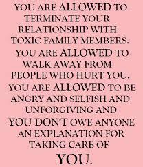 """toxic family members > god says """"walk away"""" kerri chronicles"""