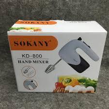 Máy đánh trứng máy trộn bột cầm tay Sokany KD-800