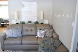 diy wall shelves with scroll brackets