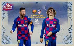 Когда и где посмотреть Барселона - Атлетико Мадрид