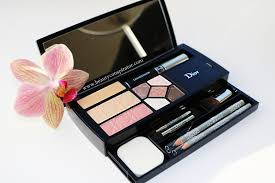 dior all in one makeup palette review
