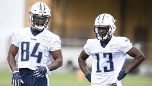 Titans' passing game lacked dominating mindset, coordinator Terry Robiskie  says
