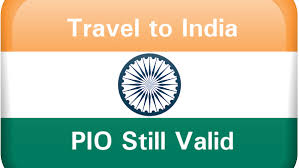 pio card valid travel doent for