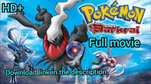 How to download Pokemon movie darkrai dost ya Dushman full Hindi ...