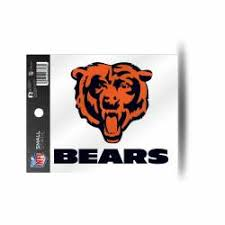 Chicago Bears Stickers Decals Bumper Stickers