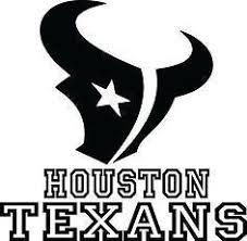 Texans Logo Vinyl Sticker Decal Football Texas Houston Afc South 141 Houston Texans Football Texans Football Texans Logo