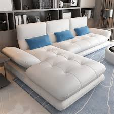 modern leather sofa combination first