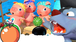 Bài hát Three Little Pigs 2 ♫ Nhạc Thiếu Nhi Tiếng Anh ♫ Nhạc ...