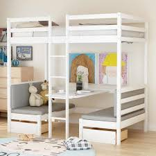 Convertible Table To Bunk Bed Custom Kids Furniture