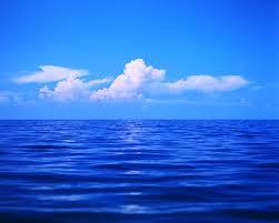خلفيات بحر وغيوم