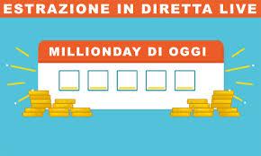 MillionDay di oggi 1 agosto 2020: previsioni e numeri vincenti