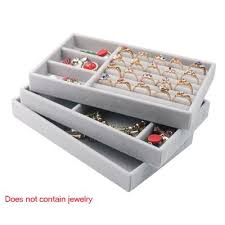 jewelry organizer box for necklace