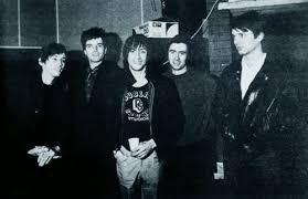 Ivan Kral, Brian James, Iggy Pop, Glen Matlock, Klaus Kruger 1980 Photo by  Paul Slatten | Iggy pop, Blondie debbie harry, Glen matlock