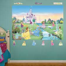Fathead Disney Princess Wall Decal Wayfair