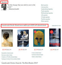 goodreads how to promote a book effectively for