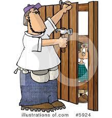 Builder Clipart 5924 Illustration By Djart