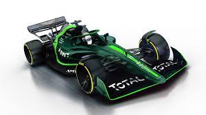 My 2021 Aston Martin Racing F1 livery concept : formula1