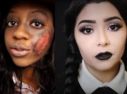 easy halloween makeup tutorials that