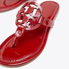 tory burch miller patent leather womens
